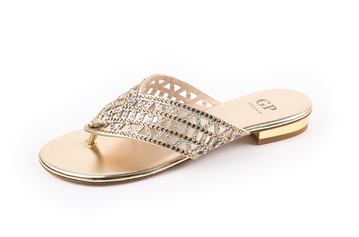 Gp Design - dames - slippers - Ref. 205-5809