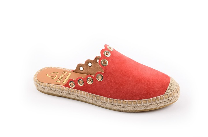 Kanna - dames - slippers - Ref. 223-5827