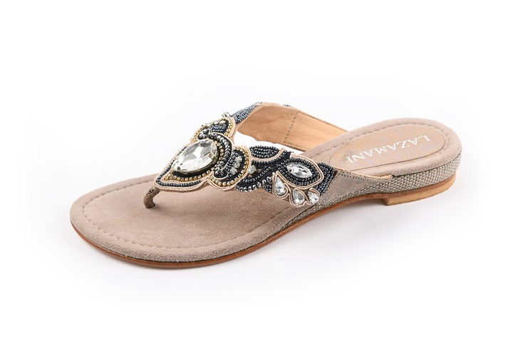Lazamani - dames - slippers - Ref. 229-5833