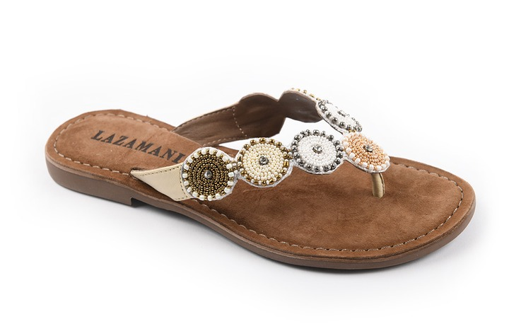 Lazamani - dames - slippers - Ref. 220-5824