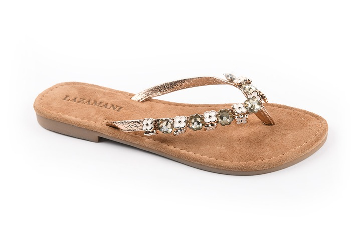 Lazamani - dames - slippers - Ref. 222-5826