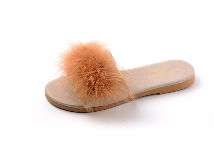 Lazamani - dames - slipper - Ref. 135-7616