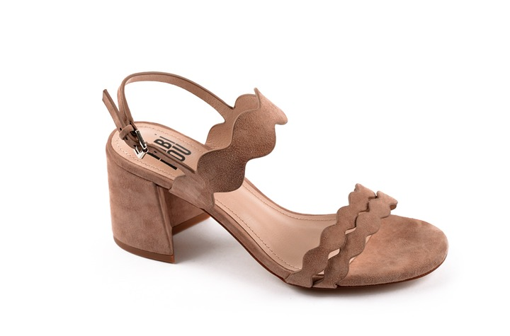 Bibilou - dames - sandaal - Ref. 9-7490