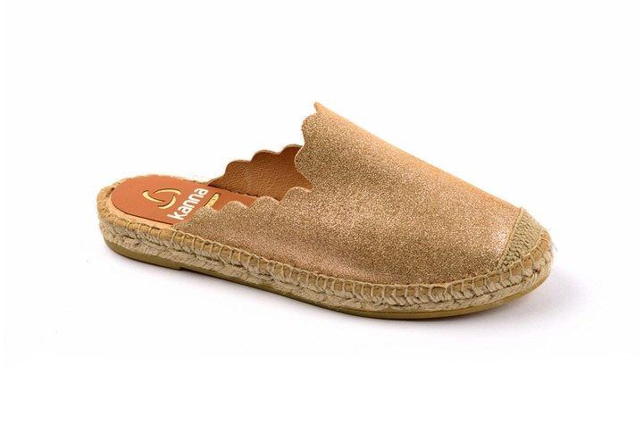 Kanna - dames - slipper - Ref. 111-7592