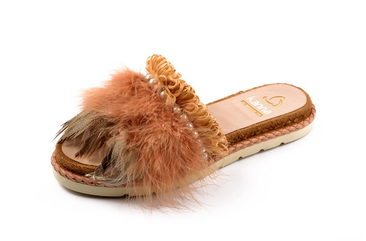 Kanna - dames - slipper - Ref. 116-7597