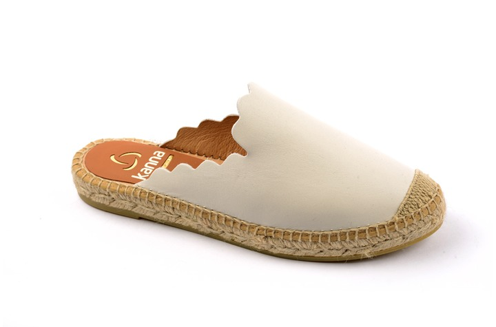 Kanna - dames - slipper - Ref. 113-7594