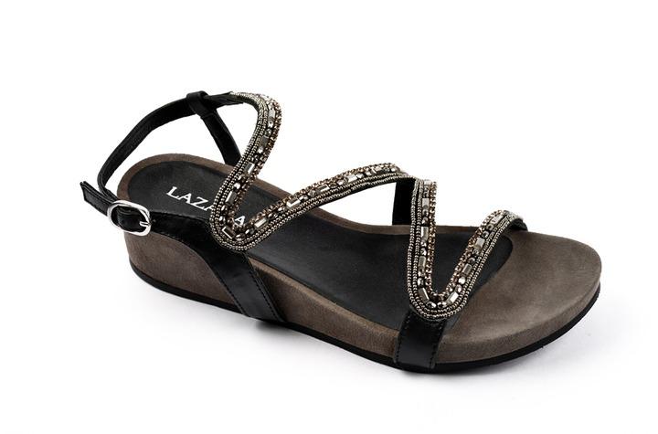 Lazamani - dames - sandaal - Ref. 119-7600