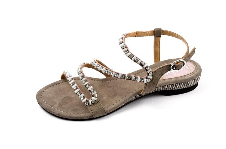 Lazamani - dames - sandaal - Ref. 124-7605