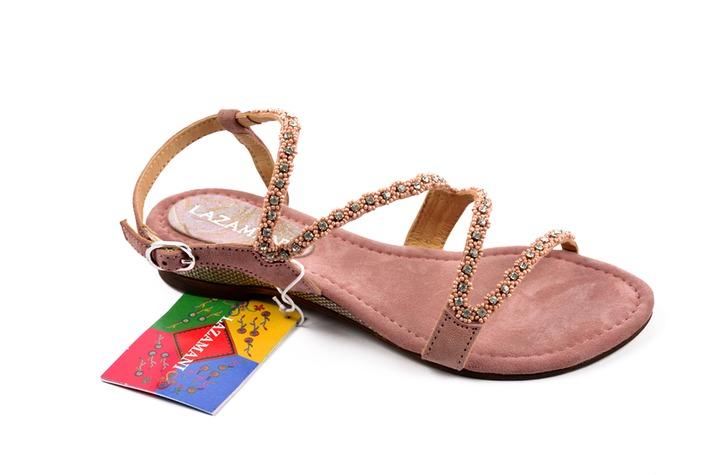 Lazamani - dames - sandaal - Ref. 127-7608