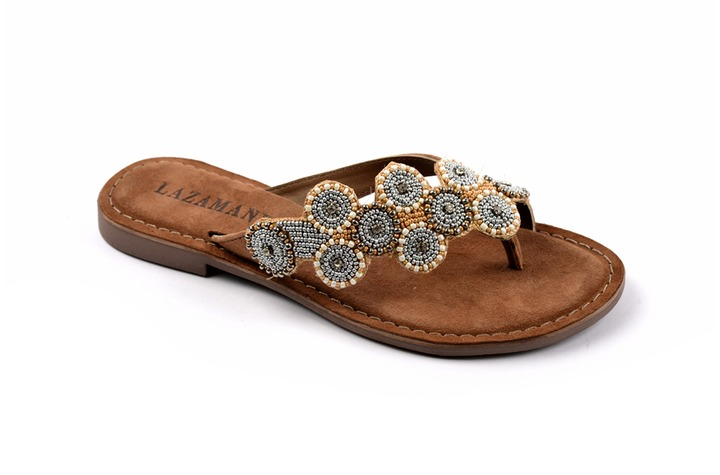 Lazamani - dames - slipper - Ref. 132-7613