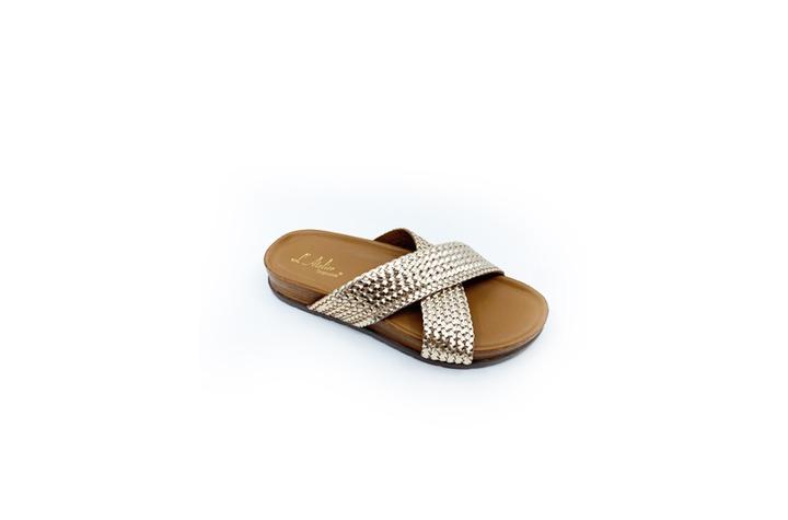 Atelier Tropezien - dames - slipper - Ref. 488-11114