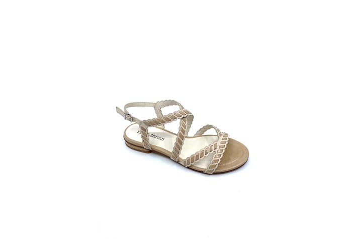 Elvio Zanon - dames - sandaal - Ref. 492-11122
