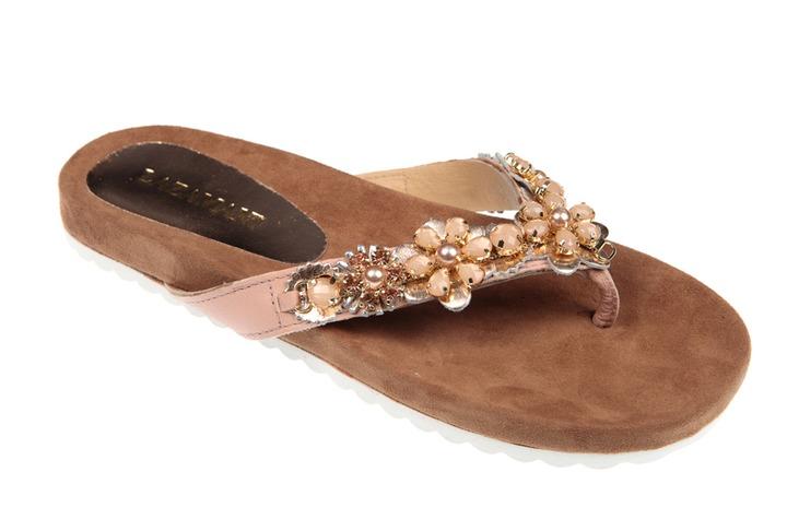 Lazamani - dames - slipper - Ref. 302-10923