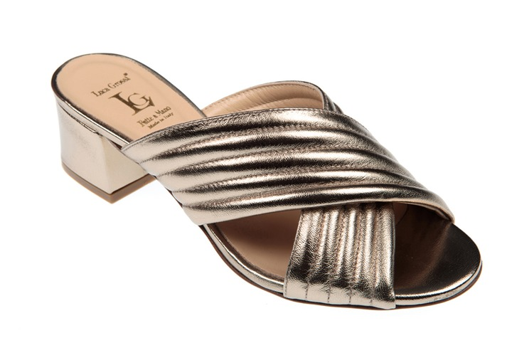 Luca Grossi - dames - slipper - Ref. 351-10972