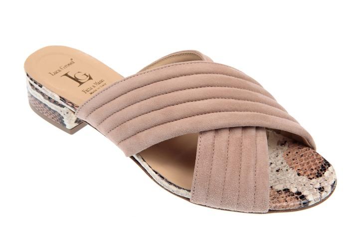 Luca Grossi - dames - slipper - Ref. 352-10973