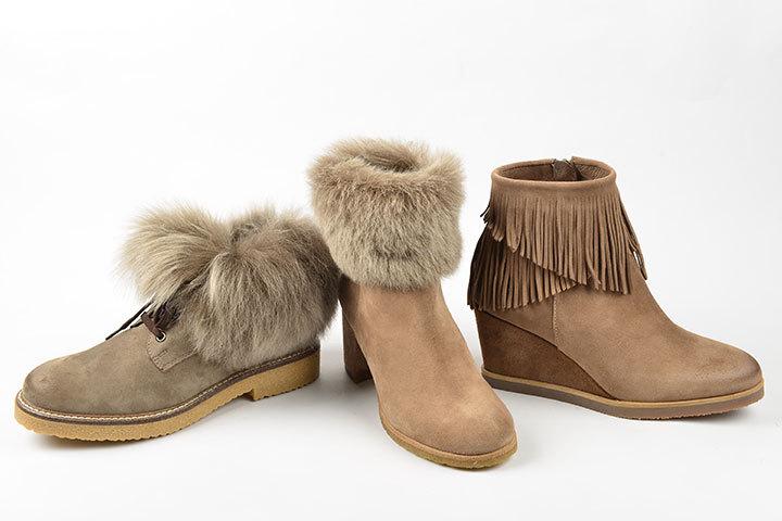 Stijlvolle schoenen voor trendy dames
