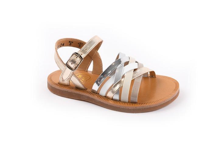 Pomme Dapi - kinderen - sandalen - Ref. 425-5532
