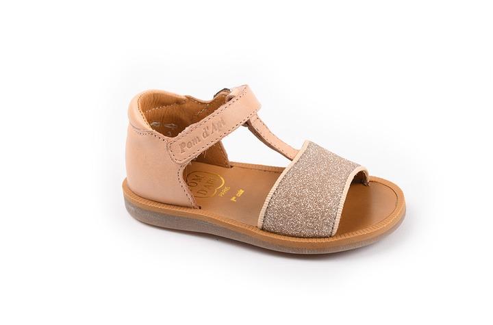 Pomme Dapi - kinderen - sandalen - Ref. 430-5537